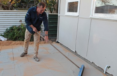 HOW TO CLEAN AND MAINTAIN YOUR PAVERS