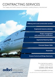 Contracting Services Brochure