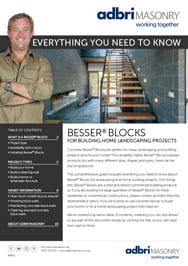 Everything You Need to Know – Besser® Blocks