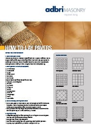 How to Guide Paving