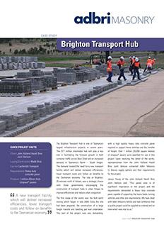 Brighton Transport Hub Case Study