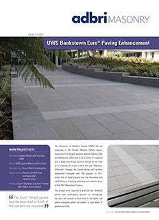 UWS Bankstown Case Study